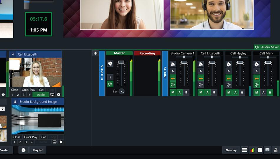 vMix Call - Live Interview Solution | vMix