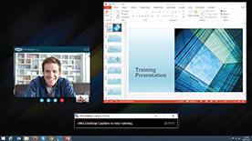 Captura de pantalla vMix