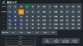 Controlador Web vMix