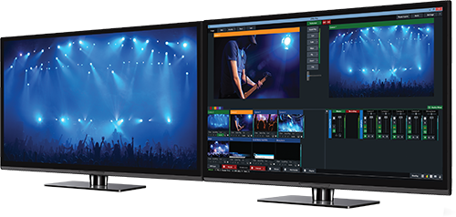 vMix Live Production and Streaming Software