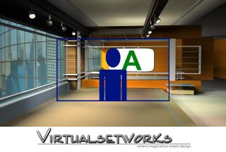 vMix announces partnership with Virtualsetworks for high quality virtual sets